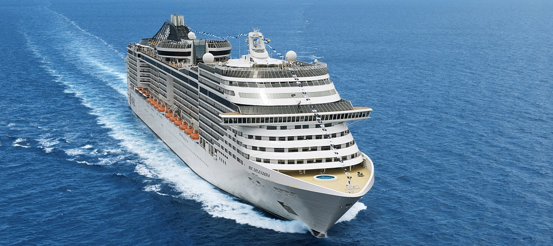 MSC Splendida - MSC Cruises | Pure Holidays